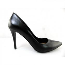 Toria Blanic 207 czarne matowe czólenka