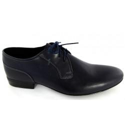 Lavaggio 1010 szare męskie pantofle