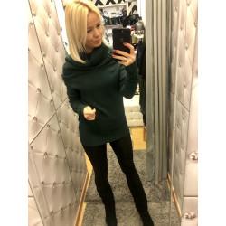 Sweter damski zólty  Ryłko