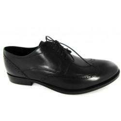 Pilpol 1639 czarne pantofle wizytowe